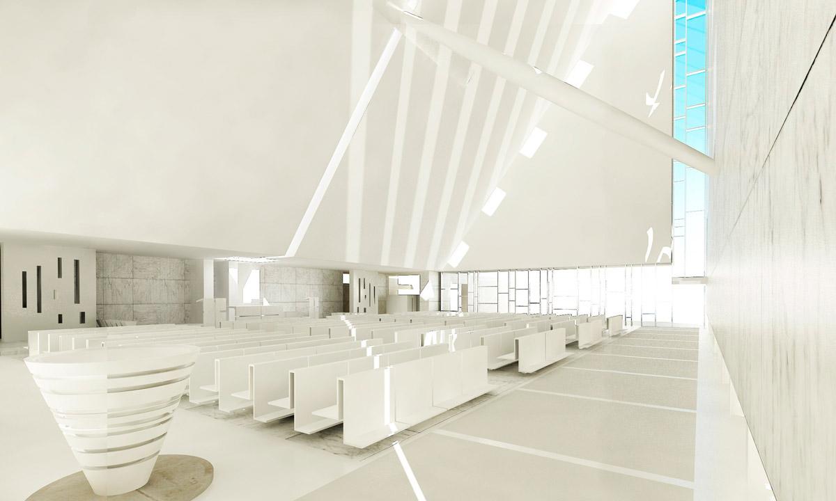 """Complesso Inter-parrocchiale """"San Benedetto"""" Lamezia Terme"""